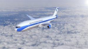NasaTurboElectricAirplane